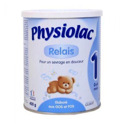 Sữa bột tốt cho trẻ em Physiolac