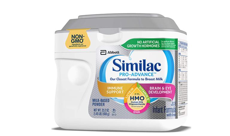Bảng giá các loại sữa bột