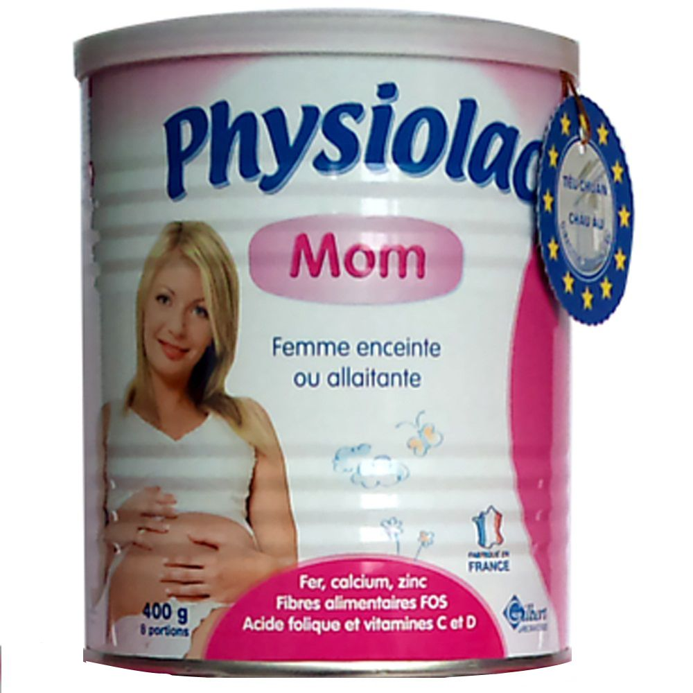 sữa physiolac mom có tốt không