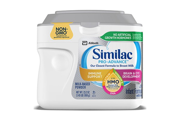 Giá sữa Similac cho trẻ sơ sinh