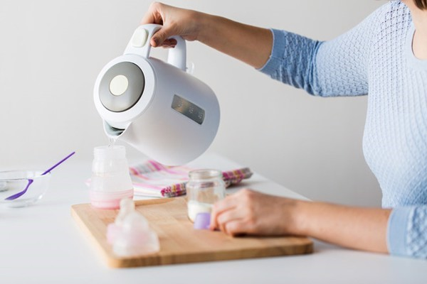 hướng dẫn chi tiết cách pha sữa similac neosure