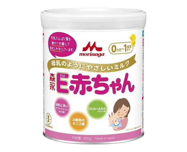 Sữa cho trẻ sơ sinh nhẹ cân