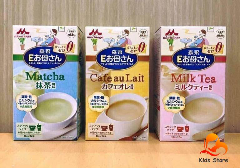 Loại sữa nào tốt nhất cho bà bầu