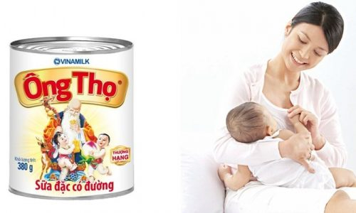 Trẻ sơ sinh có uống được sữa ông thọ không