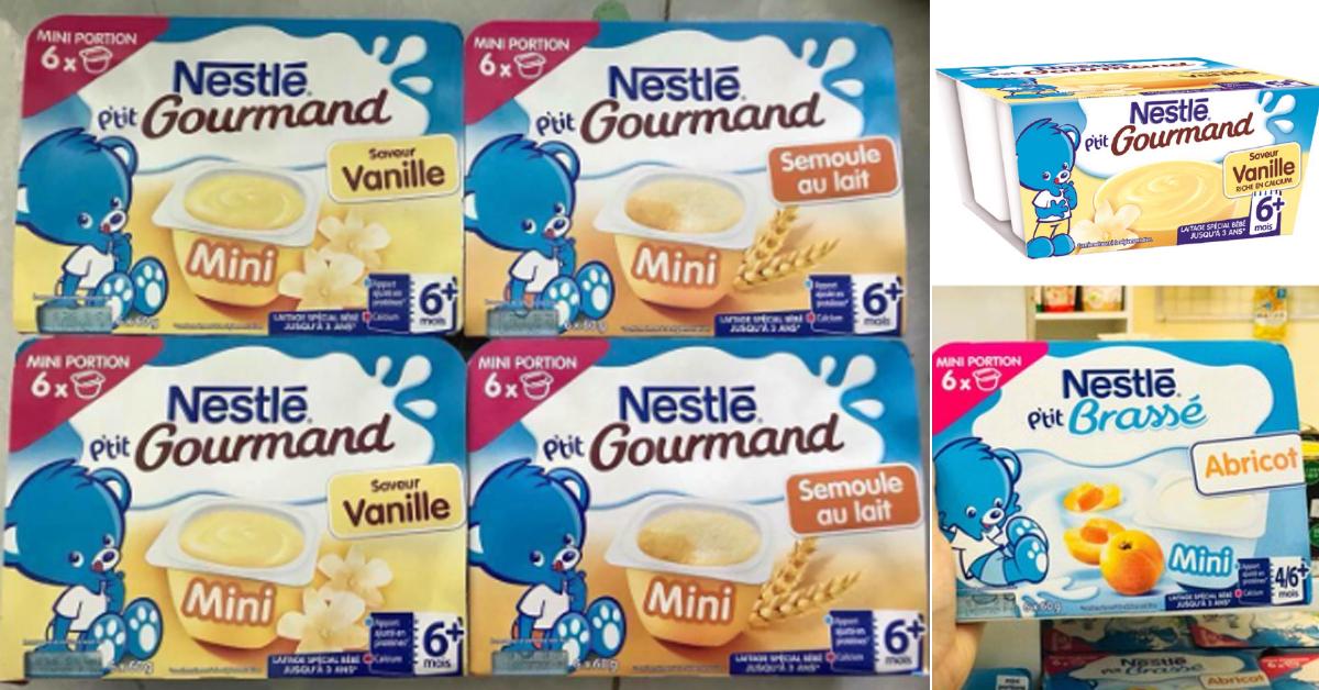 Váng sữa Nestle có tốt không