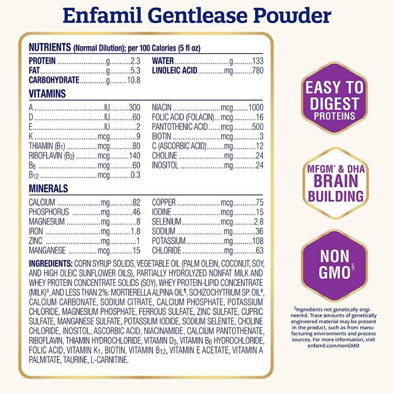 sữa Enfamil NeuroPro Gentlease