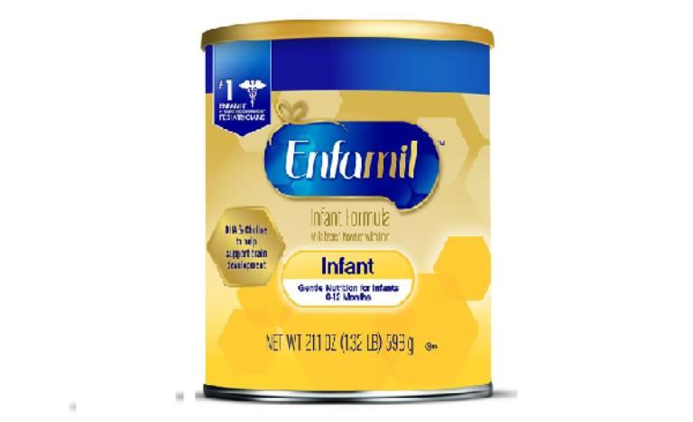 Enfamil Infant Formula cho bé 0-12 tháng