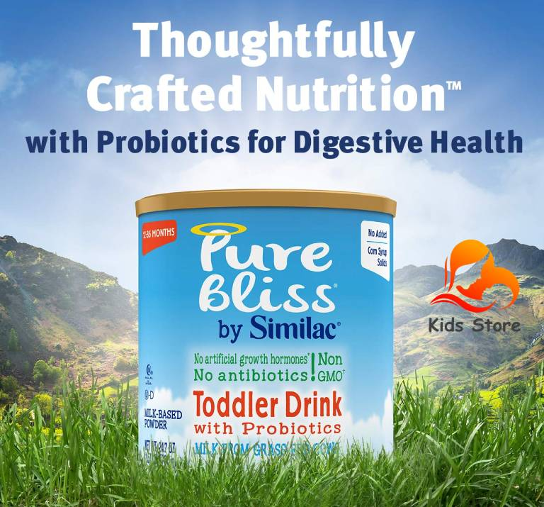 Sữa Similac Pure Bliss Non – GMO Toddler Drink