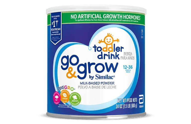 sữa bột Similac Go & Grow