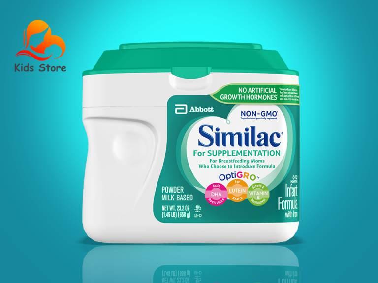 Sữa Similac for Suppelmentation