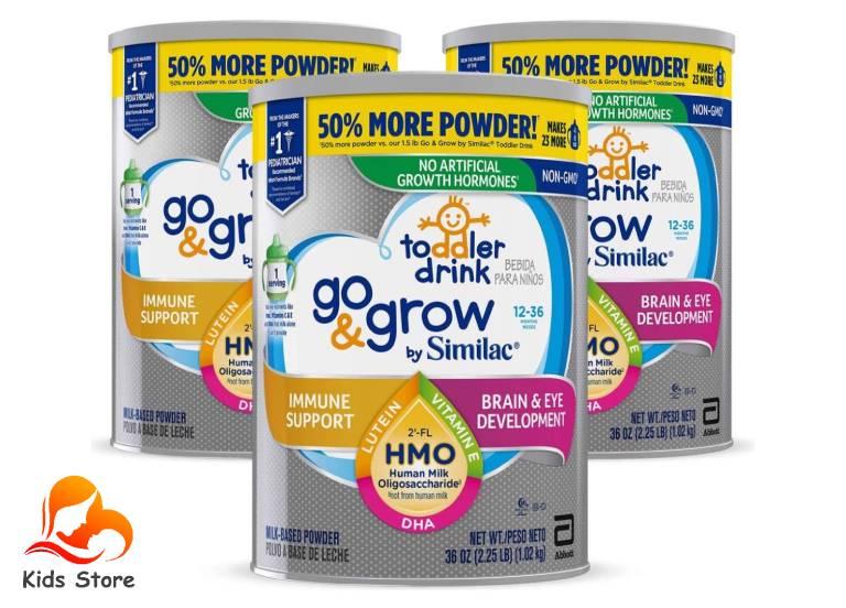 Sữa Go & Grow by Similac với HMO