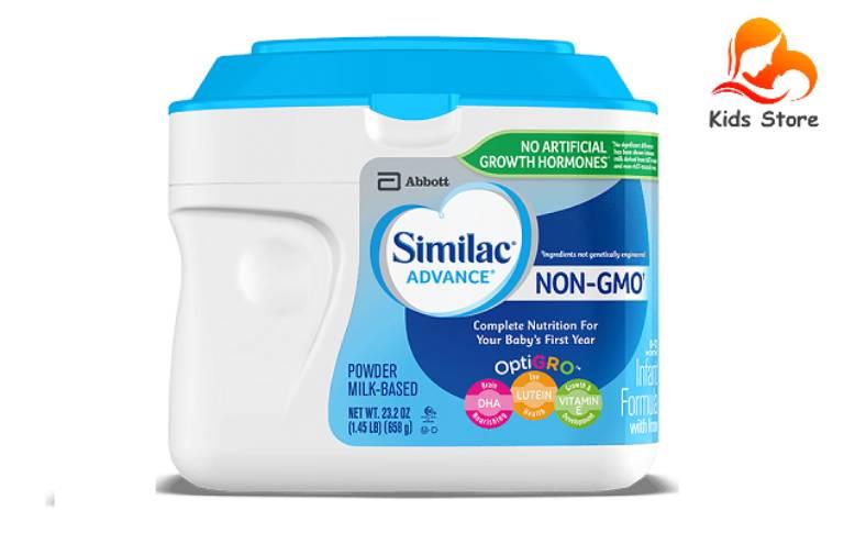 Sữa bột Similac Advance