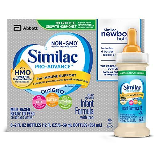 Sữa Similac pha sẵn cho trẻ 1 tuổi